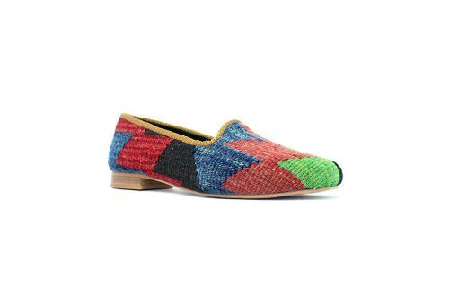 Original Kilim Shoes, Handmade